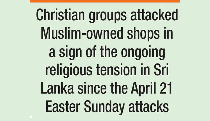 Fresh curfews, social media block in Lanka after riots