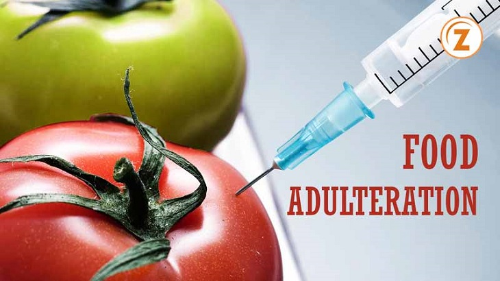 Zero Tolerance against Food Adulteration