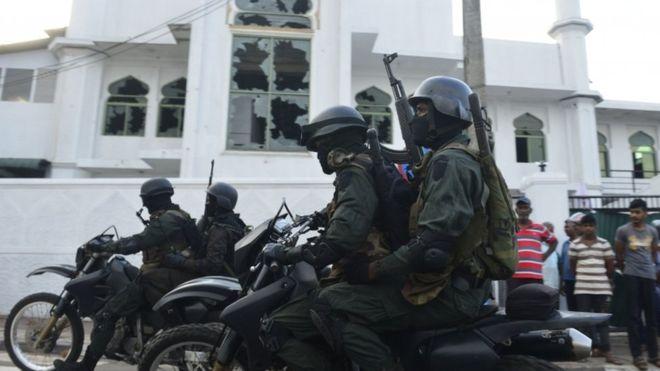 Sri Lanka extends nationwide curfew after anti-Muslim riots