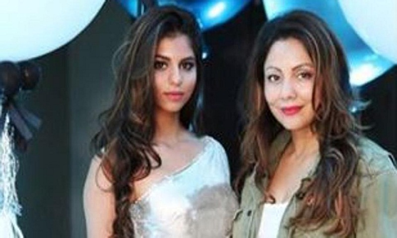 Shah Rukh Khan's daughter Suhana penned a heartfelt note for mom Gauri on Mother's Day