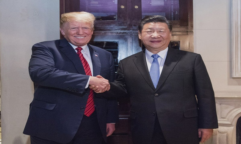 Will meet Xi Jinping face-to-face at G20: Donald Trump