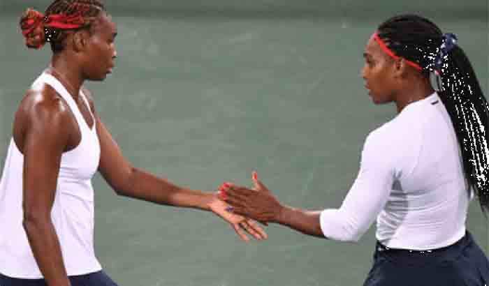 Venus sets up all-Williams clash at Italian Open