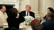 Trump cites Ramadan as time of 'hope, tolerance and peace'