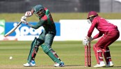 Tigers ensure tri-series final beating WI by 5 wickets
