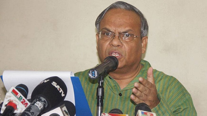Govt playing 'dirty game' over Khaleda's life: Rizvi