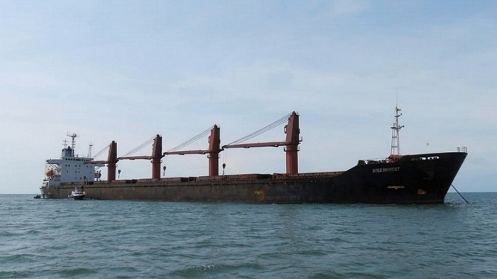 North Korea demands return of cargo ship seized by US