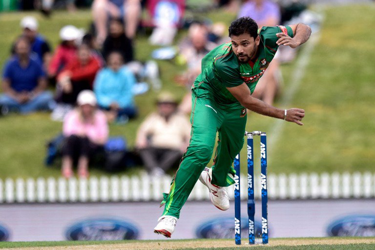 Ireland win toss, elect to bat against Bangladesh