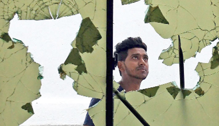 Escalating Lankan anti-Muslim riots claim first life