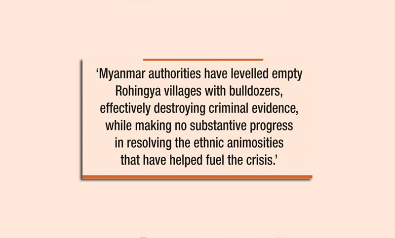 'Sever financial ties with Myanmar military'