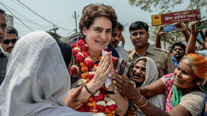Priyanka Gandhi: Can Congress party's 'mythical weapon' deliver?