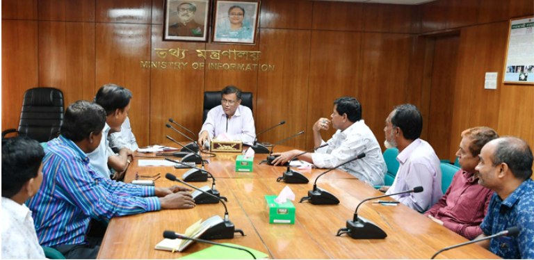 Gazette of 9th wage board award to be published soon: Hasan