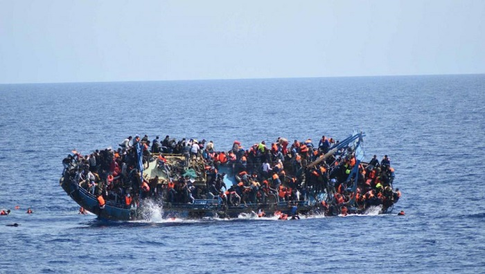 40-45 Bangladeshis missing after boat capsize in Mediterranean Sea