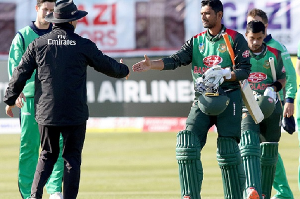Tigers get comfortable 6-wkt victory against Ireland