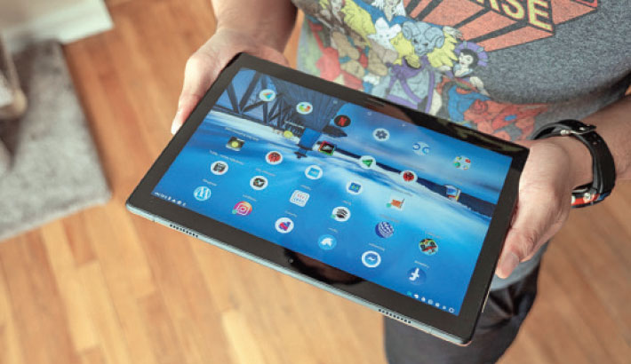 Lenovo Smart Tab P10 : A Tablet Worthy  Of Consideration