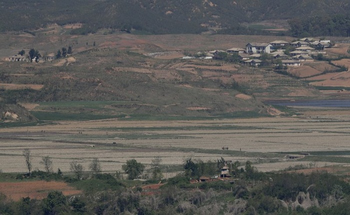 North Korea says it is suffering worst drought in decades