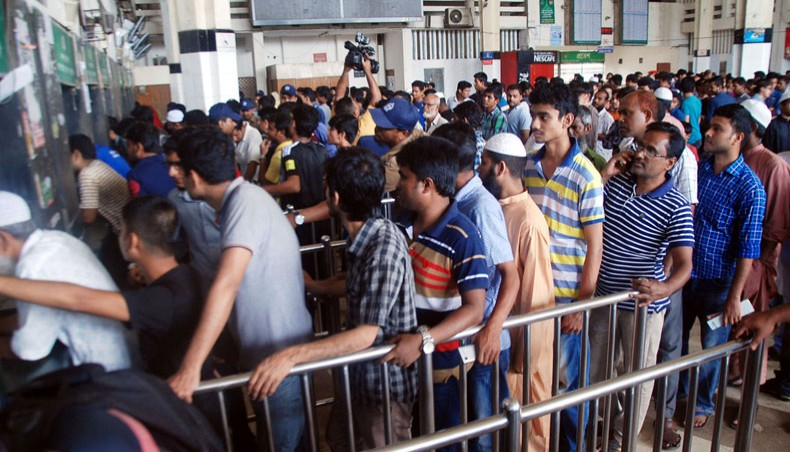 Railway to sell 72,000 advance tickets every day