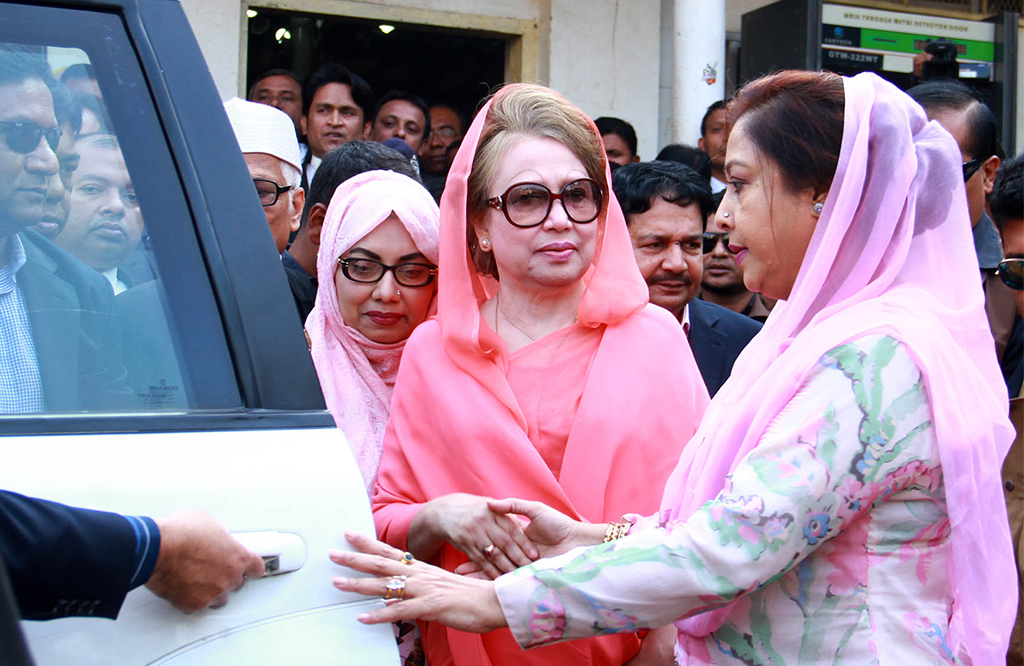 Indictment hearing in Barapukuria graft case against Khaleda June 19