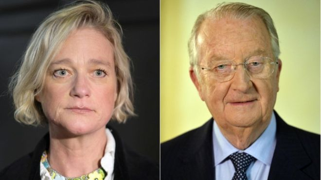 Belgium ex-King Albert II faces fine if refuses DNA test