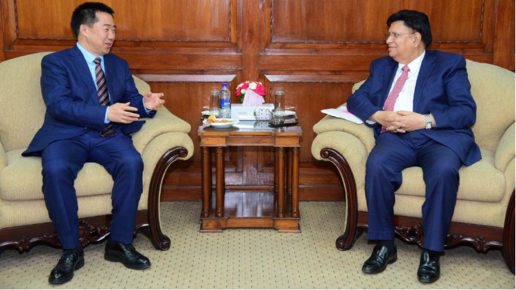 Dhaka seeks Beijing's support over Rohingya issue