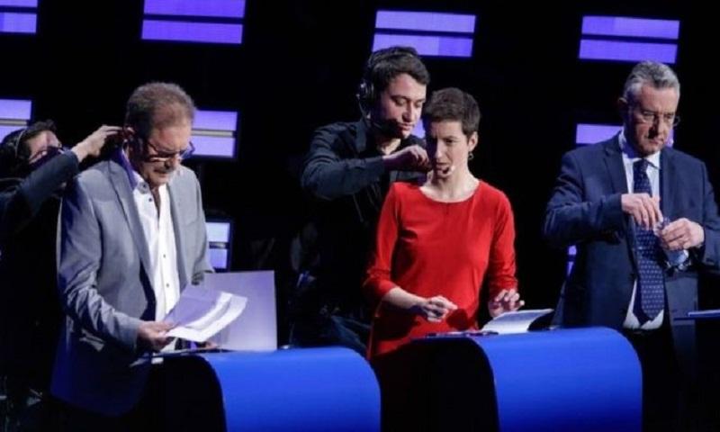 Candidates spar for European Commission president job