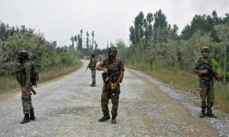 1 soldier, 3 militants killed in encounter at Kashmir's Pulwama