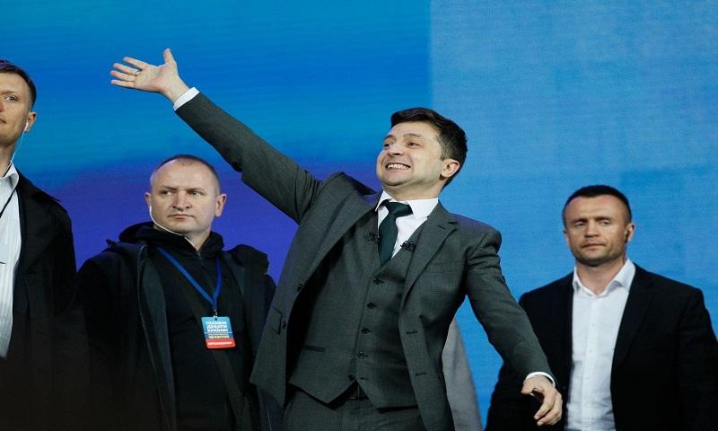 Ukraine's new president set to be sworn in next week
