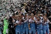 Lazio see off Atalanta to win seventh Coppa Italia