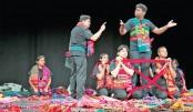 Spl show of Tringsha Shatabdee at Shilpakala on May 18