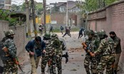 Police: four combatants, one civilian killed in Kashmir fighting