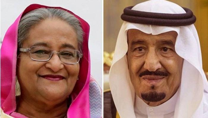 Saudi King invites Hasina to attend OIC summit