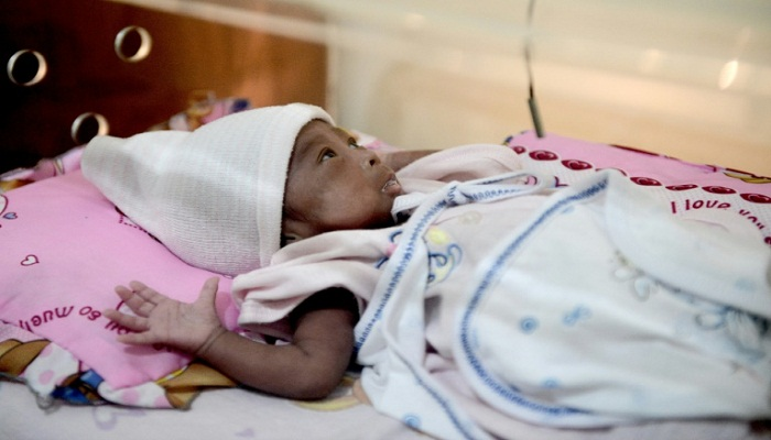 One in seven babies born with low birthweight: study