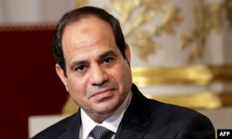 Egypt president Sissi pardons 560 prisoners, including prominent columnist