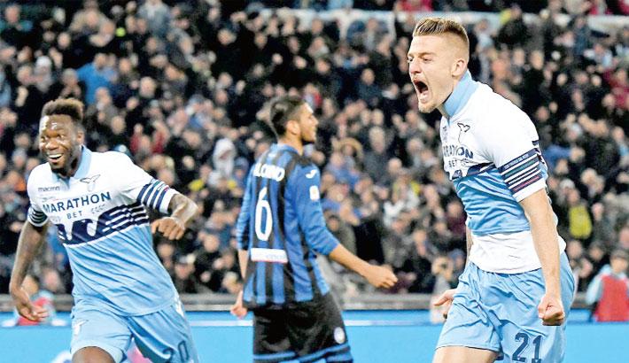 Lazio win seventh Coppa Italia