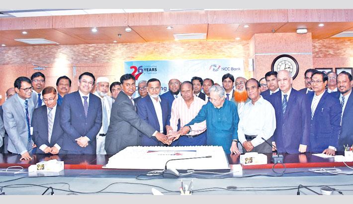 NCC Bank celebrates 26th founding anniv