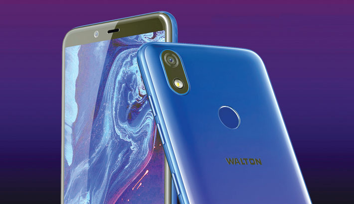 Walton release Primo H8 handset