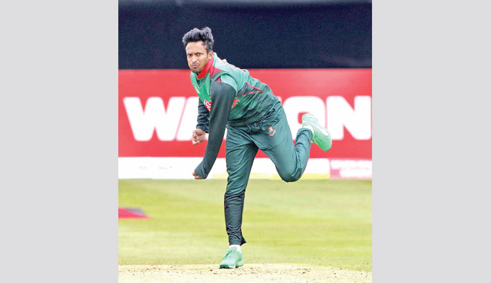 BCB sweating over Shakib availability