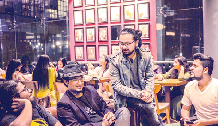 Achik Blues Band's debut album  to be released soon