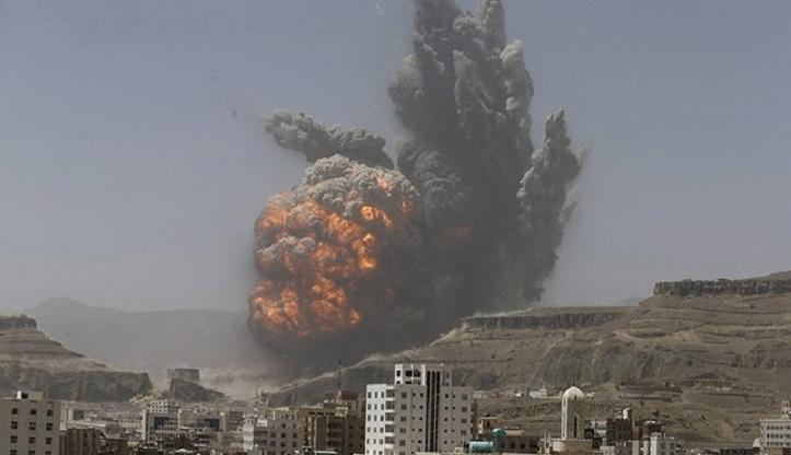 Iran condemns Saudi-led air strikes on Yemen