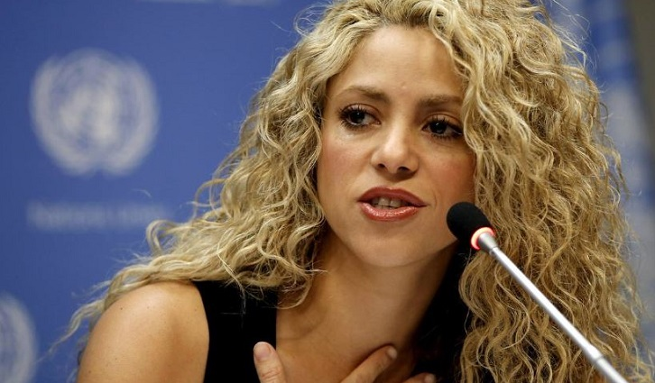 Shakira cleared of plagiarism