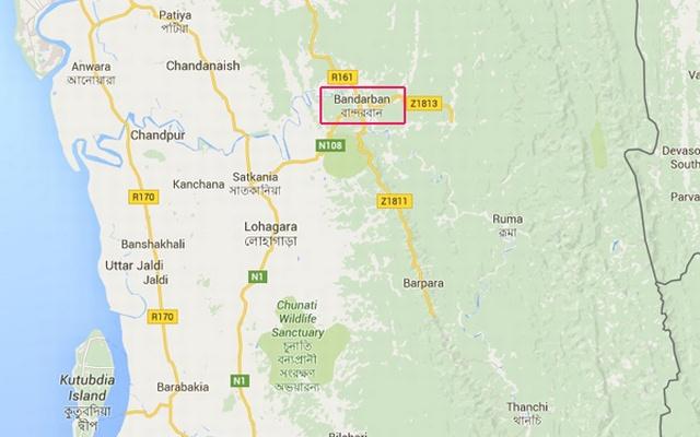 2 soldiers killed, 10 injured in Bandarban blast