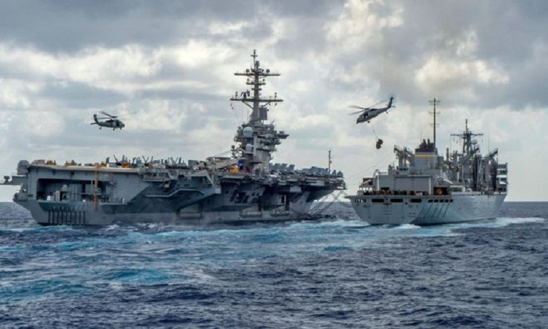 Is the United States heading for war with Iran?