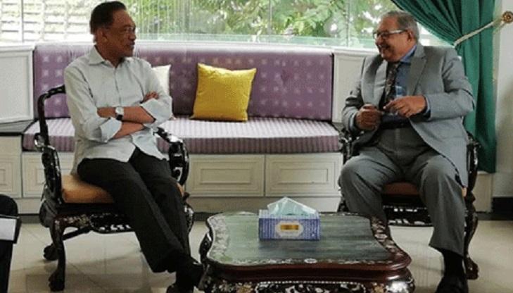 Bangladesh is growing faster with Hasina's leadership, says Anwar Ibrahim