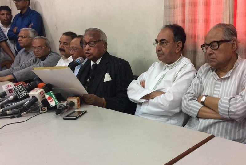 Govt pushing Khaleda towards tragic consequence: BNP