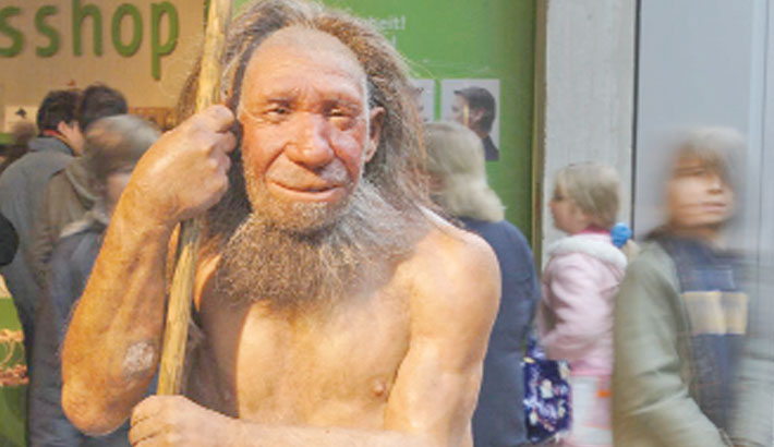 Modern humans split from  Neanderthals far earlier than thought