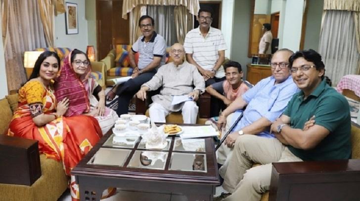 Hanif Sanket's new drama 'Vul Vangate Vul Kora' on Eid day
