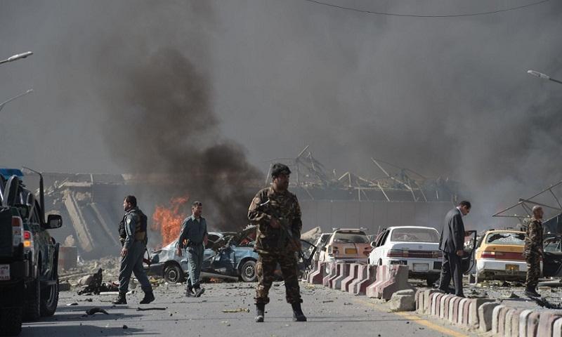 Bomb blast in western Afghanistan kills 2