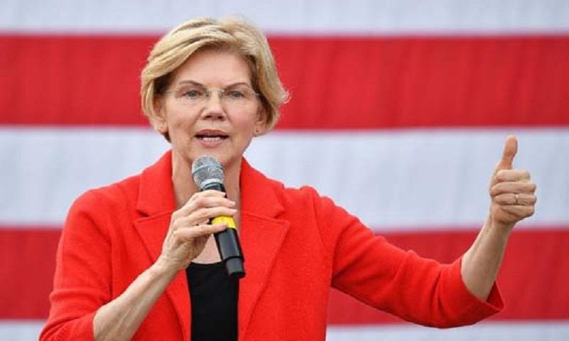 In 2020 race, Democrat Warren rises on power of her ideas