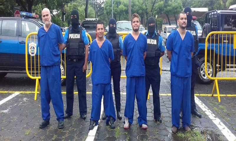 17 wounded in prison where US-Nicaraguan man killed