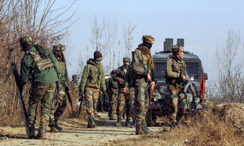 Security forces kill militant in  encounter in Pulwama
