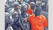 Indonesia arrests dozens of terror suspects ahead  of poll results
